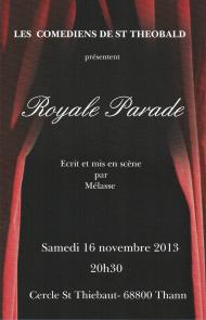 Royale-parade-2013